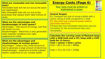 Y8-Homework-RAISE---Energy-Costs.pptx