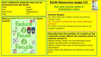 Y9-Homework-RAISE---Earth-resources.pptx