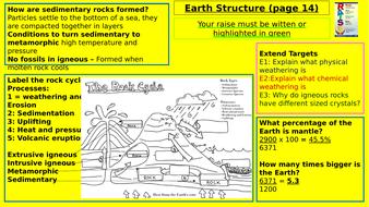 Y7-Homework-RAISE---Earth-Structure.pptx
