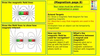 Y9-Homework-RAISE---Magnetism.pptx