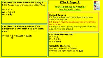 Y9-Homework-RAISE---Work.pptx