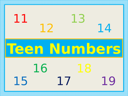 teen-numbers.pptx