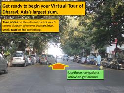 Dharavi, Mumbai: A virtual tour