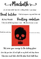 Macbeth Revision quotations