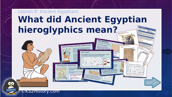 Lesson8Egyptiansks2history.ppt