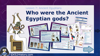 Lesson7EgyptiansKS2History.ppt