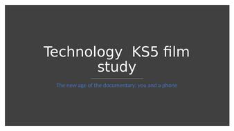 Digital-Technology--Film-KS5.pptx