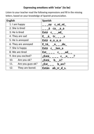 estar-dictation-to-introduce-verbs-and-emotions.docx