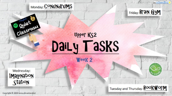 UKS2-Week-2-(Conundrums--Imagination-Station).pptx
