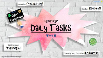 UKS2-Week-5-(Conundrums--Wordsmith).pptx