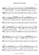 Someone's-Snoring---Full-Score.pdf