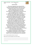 worksheets---poetry---melvin-and-ancient-egypt.docx