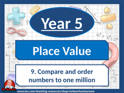 9.-Compare-and-order-numbers-to-one-million.pptx