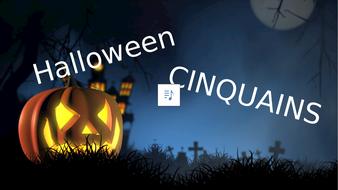 Writing-Halloween-Cinquain-Poems.pptx