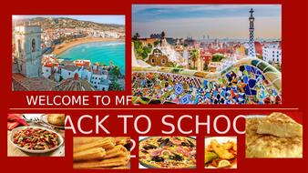 Back to School Quiz - 2019 (Spanish Edition)