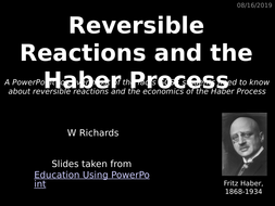 Reversible-reactions-and-Haber-Process.pptx