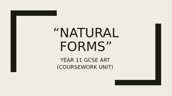 Introduction-to-Natural-Forms-GCSE-Art.pptx