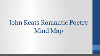 John-Keats-Romantic-Poems---Mind-Mappptx.pptx