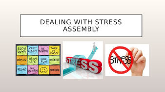 Dealing-with-Stress-Assembly.pptx