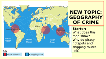 Geography of Crime SOW