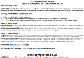 EYFS-Mathematics-Number-Subtraction-with-One-One-Correspondence-to-10.pdf