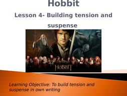 Classic-fiction--The-Hobbit---Building-tension---suspense.pptx