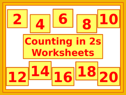 counting-in-2s-worksheets-only.pptx