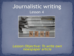 Journalistic-writing--Writing-a-newspaper-report.ppt