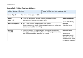 Journalistic-writing--Writing-a-newspaper-article-lesson-plan.docx