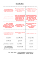 Classification-matching-activity.docx