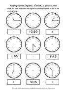 analogue-and-digital-o'clock--half-past--quarter-past-worksheet.pdf