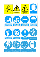 Health-and-safety-signs-Answers.doc
