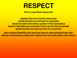 respect-how-to-use-these-resources.pptx