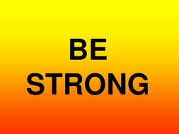 be-strong.pptx