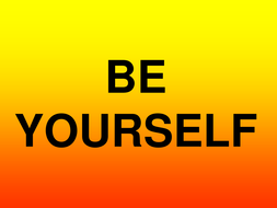 be-yourself.pptx