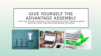 Give-yourself-the-advantage.pptx