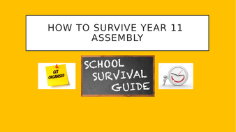 Surviving-Year-11-Assembly.pptx