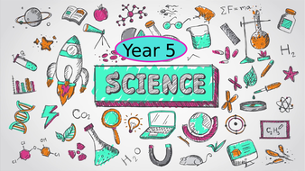 Year 5 Science curriculum breakdown and assessment - unit of work