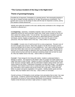 essay---Curious-theme-of-growing.doc