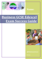 Business GCSE Full Revision Booklet (Exam Success Guide)