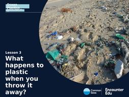 Does plastic biodegrade investigation - KS3 Chemistry