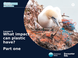 Lesson 5 Slideshow: What impact can plastic have? Part one.pptx