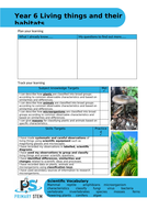 PSTEM-Topic-Page---Year-6-Living-things-and-their-habitats.docx