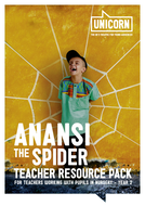 Anansi the Spider - Teacher Resource Pack