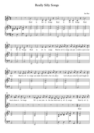 Really-Silly-Songs---Full-Score.pdf