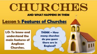 Churches - The Features of Churches!