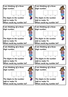 Year 3 Place Value Compare and Order