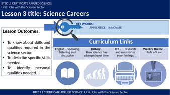 BTEC-Science---Science-Careers.pptx
