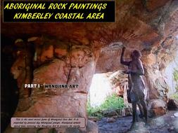 ABORIGINAL-ROCK-ART-ALONG-THE-KIMBERLEY-COAST---PART-1--WANDJINA-ART.pptx