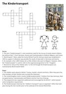 The Kindertransport Crossword